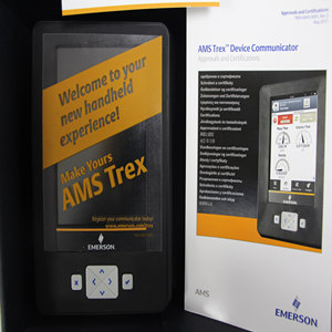 Emerson AMS TREXLFPKLWS1 Device Communicator