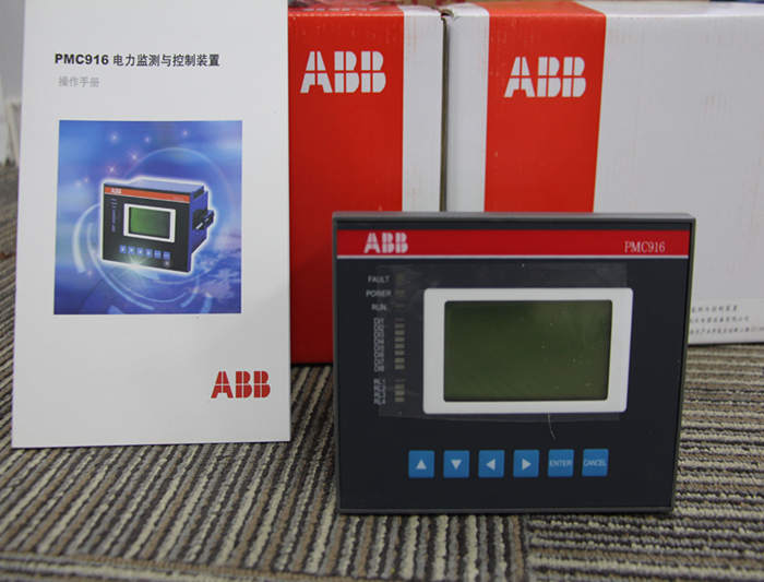 ABB PMC916 Power Monitoring Control Unit